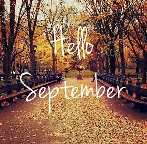 Cambiamenti e bilanci…Benvenuto al mese di Settembre!