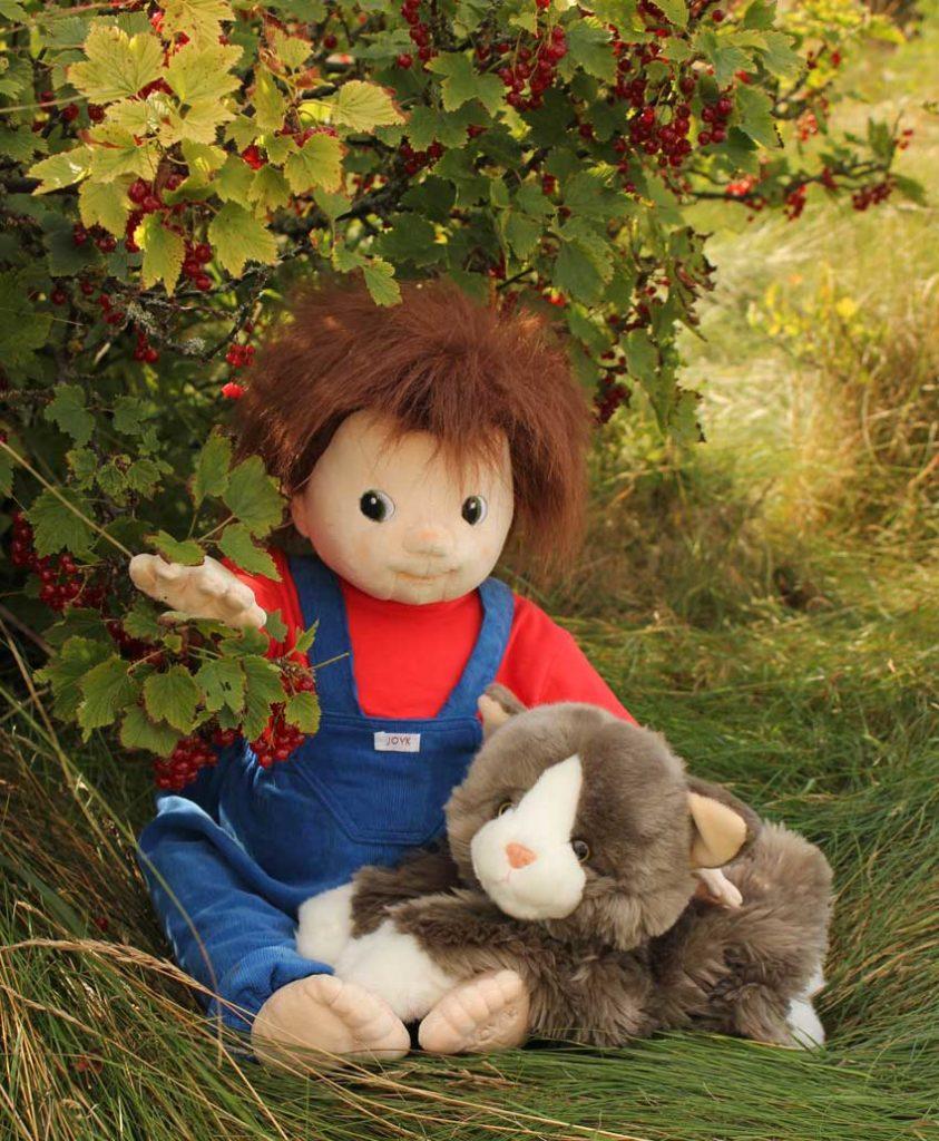Terapia della bambola: come una bambola può riattivare competenze relazionali
