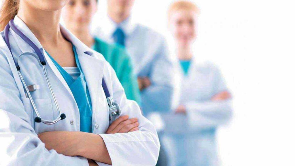 Operatori sanitari e COVID-19